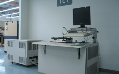ICT (GENRAD GR228x) Machine